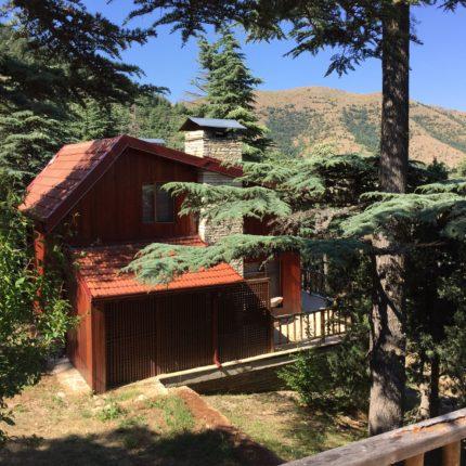 Kızıldağ Milli Parkı bungalov konaklama