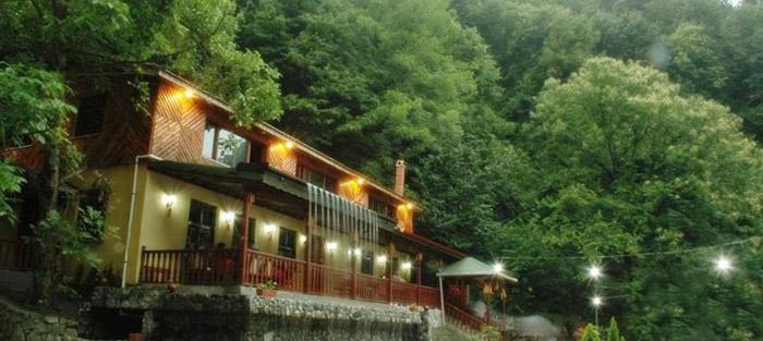 Maşukiye Saklıbahçe Restaurant