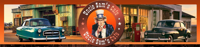 Uncle Sam Cafe Moscow