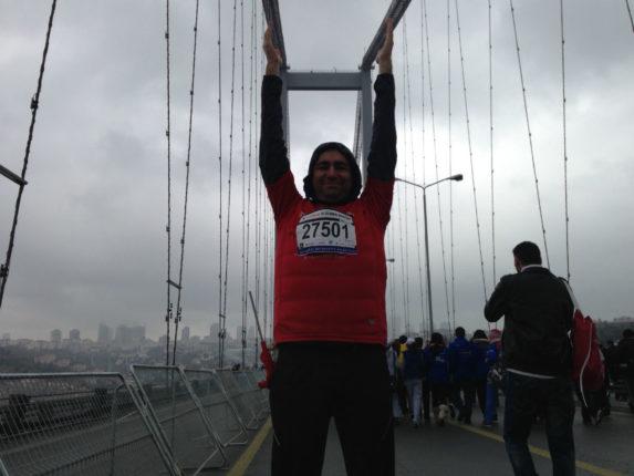 Maraton Boğaz Köprüsü