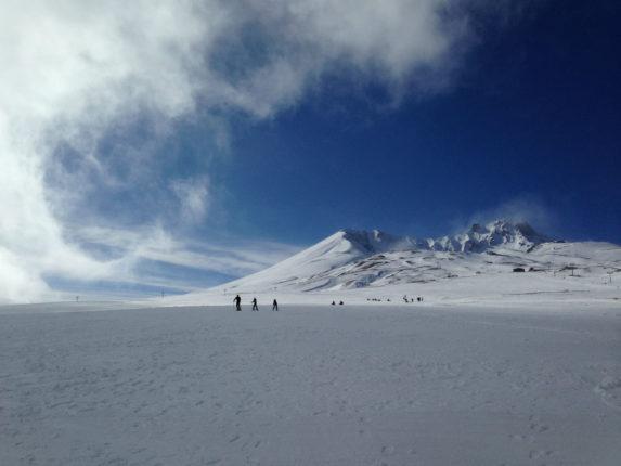 Kayseri Erciyes Dağı